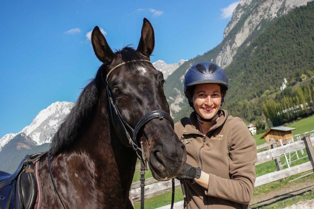 Online-Traning für Pferd und Reiter