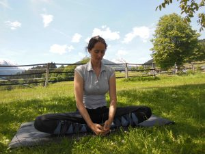 Yoga für Reiter: Bhadrasana