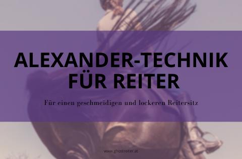 Alexander-Technik für Reiter