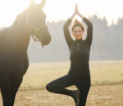 Yoga für Reiterinnen