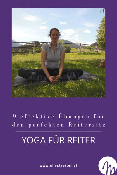Yoga für Reiter: 9 effektive Übuungen für den perfekten Reitersitz